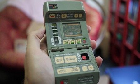 Photo credit: A Star Trek Tricorder model. Keith Survell/Flickr; CC BY-NC-SA 2.0