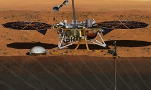 photo credit: NASA's InSight mission has been suspended due to an instrument fault. NASA/JPL-Caltech